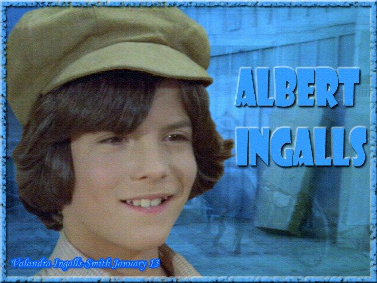 Aujourd'hui, j'aimerais  vous parler d'Albert…