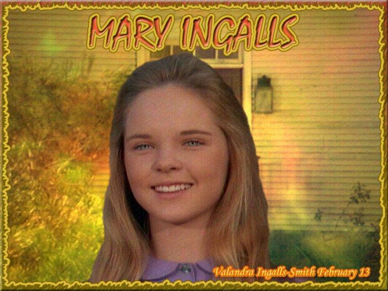 Parlons un peu de Mary Ingalls…