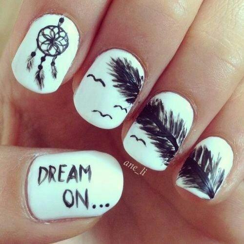 Des rêve jusqu'au bou des ongles