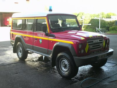 VLHR Iveco Massif