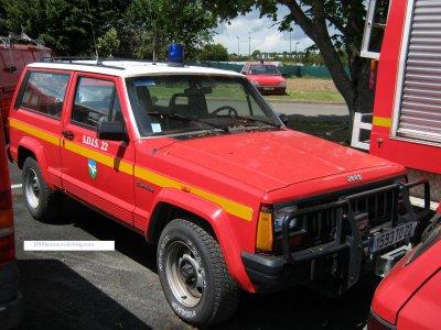 Jeep cherokee (réformé)