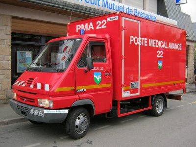 Congrès SDIS 22 2011. PMA