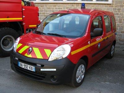 VL SSSM Renault Kangoo 2
