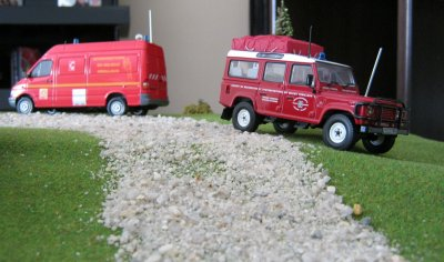 Exercice GRIMP en Hors Chemin. Chantier de construction ...