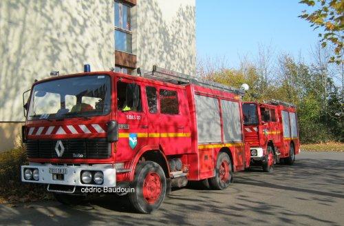 Exercice incendie. Hopital (annexe du CHG St brieuc)
