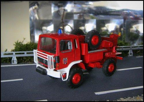 Camion Grue. SDIS 95