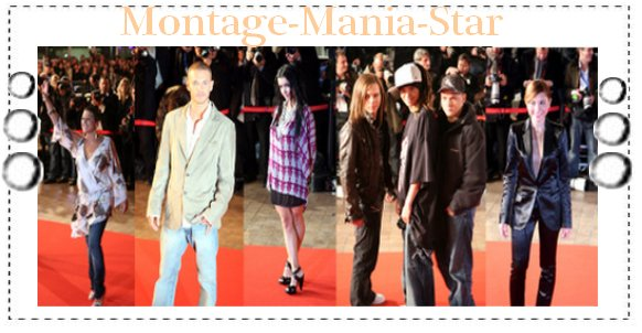 Article n°4 ~ Montage Mania Star