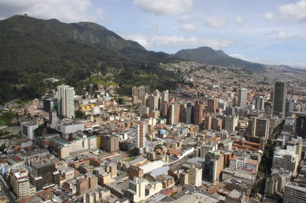 L'Amérique du Sud / La Colombie