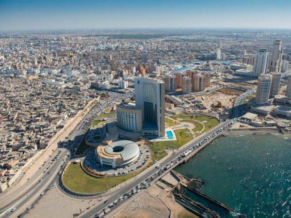 L'Afrique / La Lybie