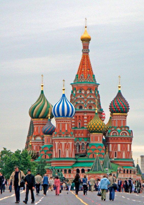 L'Asie / La Russie