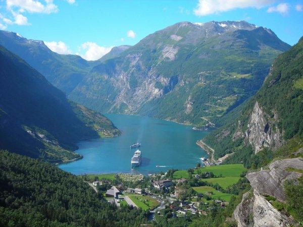 L'Europe / La Norvège