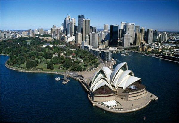 L'Océanie / L'Australie