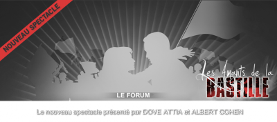 La nouvelle comedie par Dove ATTIA & Albert COHEN