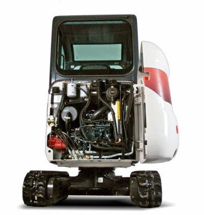 E16 Pelle compacte
