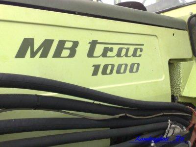 Mercedes MB Trac 1000 (T)