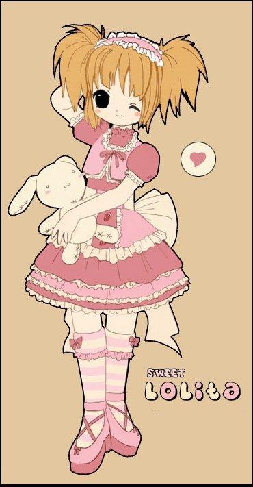 Les sweet lolita