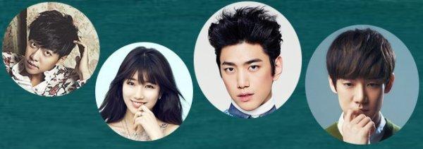 Les 3 autres dramas avec le meilleur casting