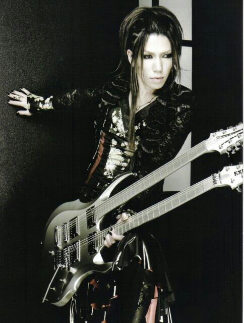 J-ROCK VISUAL KEI THE GAZETTE (GAZETTO)