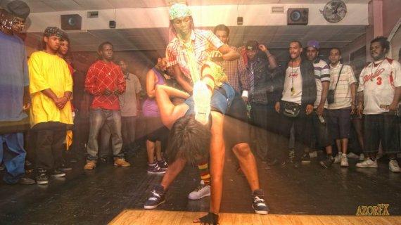 CRAZY DANCE CREW 2 PANAM