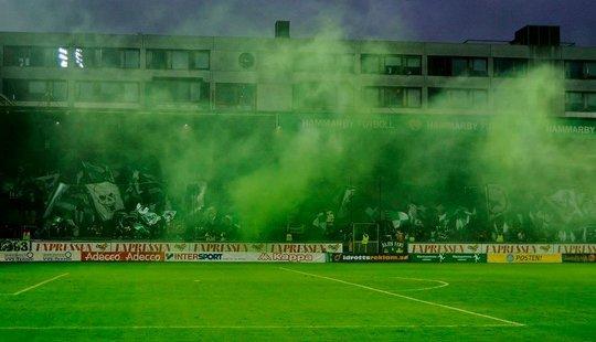 Les supporters de Hammarby
