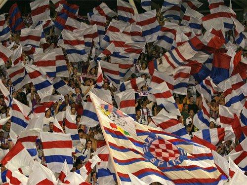 Retour sur les 100 ans de l'Hajduk Split