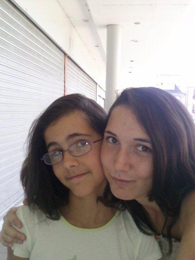 Ma p'tite soeur et Moi