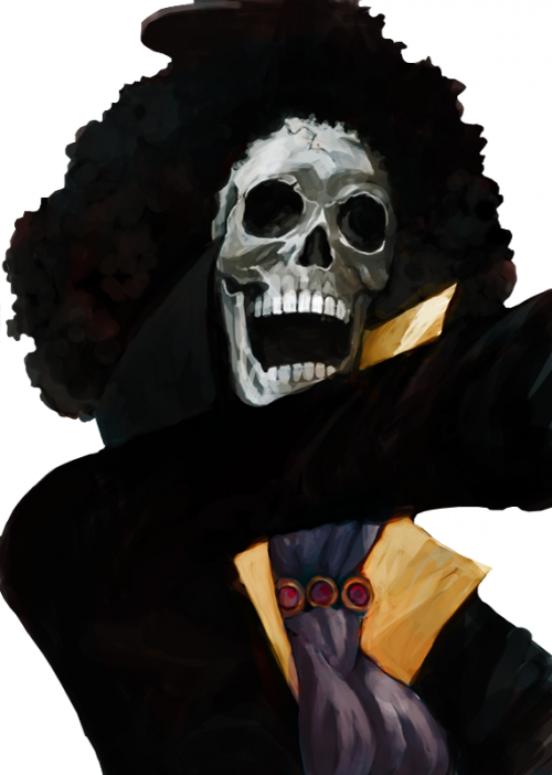 One Piece - Personnages Part 2