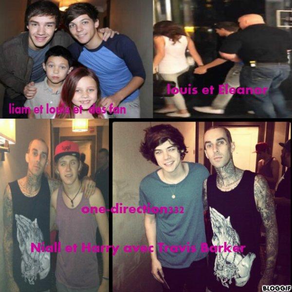 - Voici les garcon de leur concert le 28 mai dans le New Jersey (Susquehanna Bank Center). -