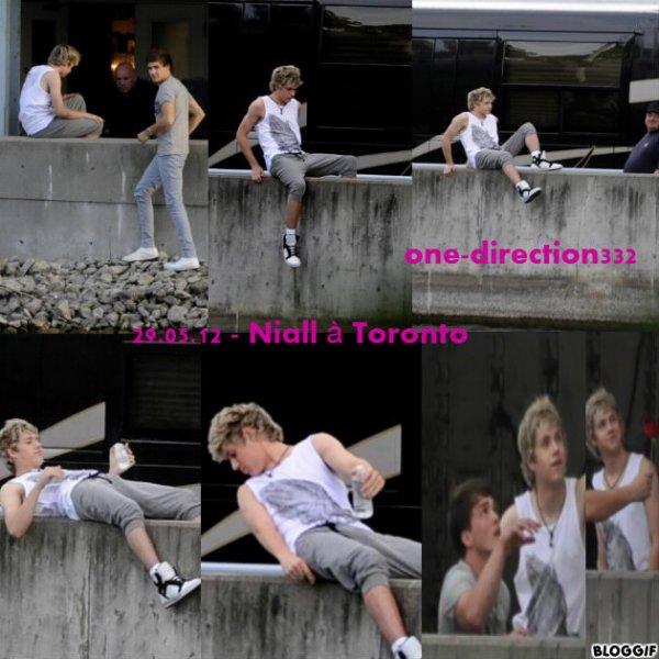 29.05.12 - Niall à Toronto