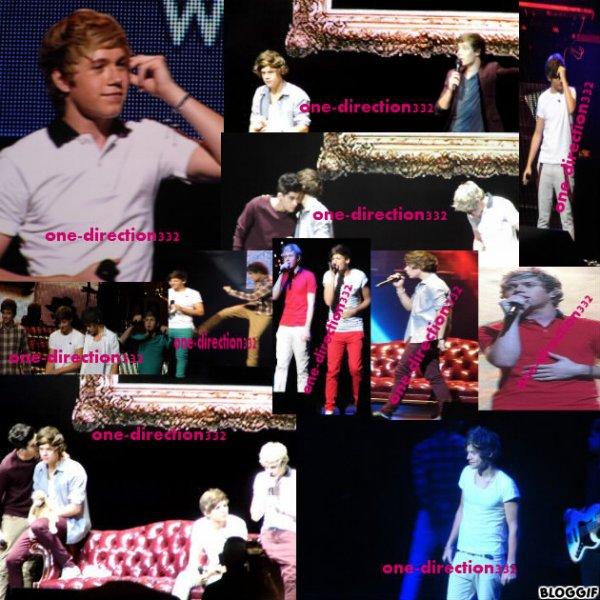 le 30/06/2012 les garcon font leur concert a Orlando