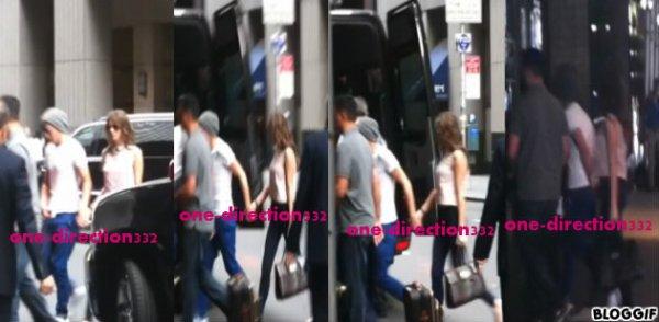 le 01/07/2012 Eleanor et Louis a New York