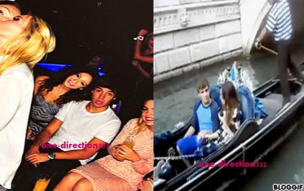 le 18/07/2012 les garcon sortant de Sony Music à Londres