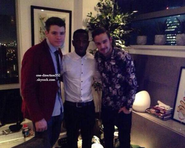 le 9 janvier 2014 - Liam au Funky Buddha