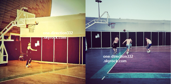 le 27 avril 2014 - les boys font leur concer à Lima.