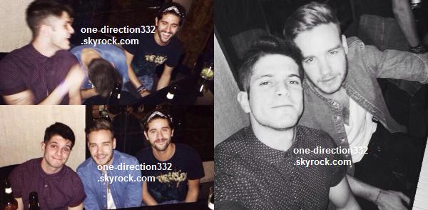 le 11 mai 2014 - les boys font leur concert à São Paulo.