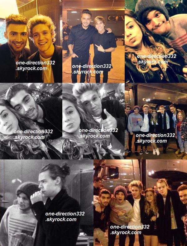 Niall a changé sa photo de profil, sa bio et son header sur son compte perso.