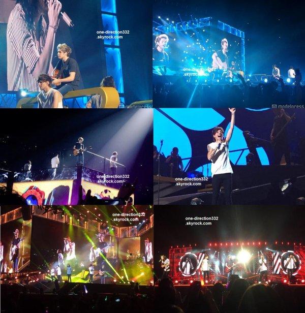 le 27 février 2015 - les boys ont fait leur concert à Tokyo, Saitama Super Arena