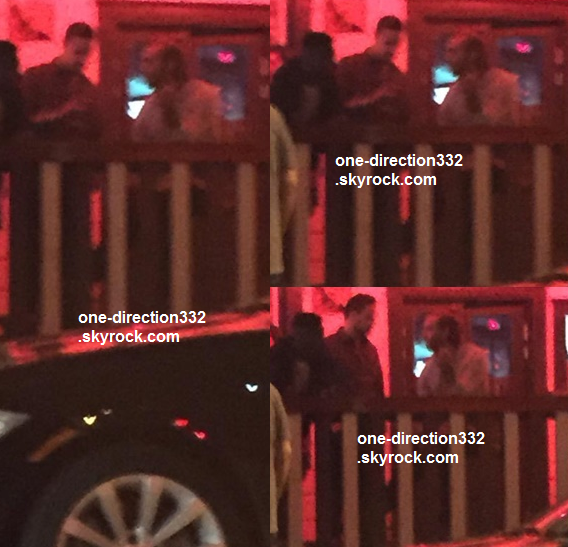 le 4 mai 2015 - Niall à Londres