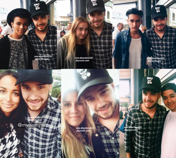le 26 mai 2015 - Louis à New York City