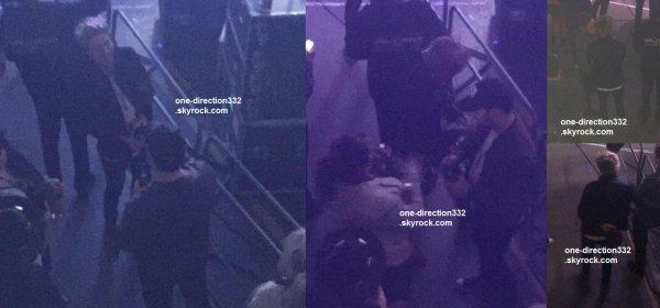 le 2 juin 2015 - Niall au Cirque De Soir discothèque à Londres