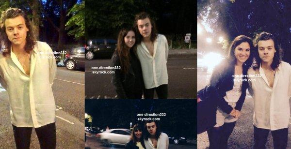 le 28 juin 2015 - louis à été vus arriver à los angeles