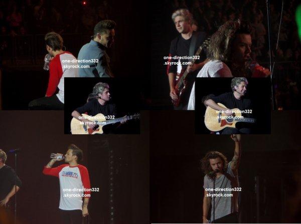 le 28 septembre 2015 - les boys ont fait leur concert à londres