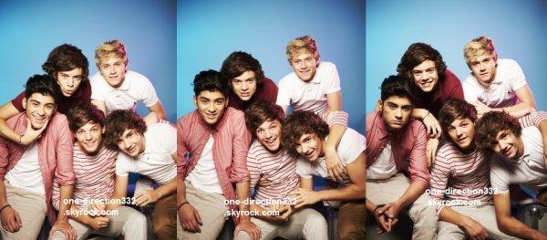 voici un photoshoot des boys datant 2011