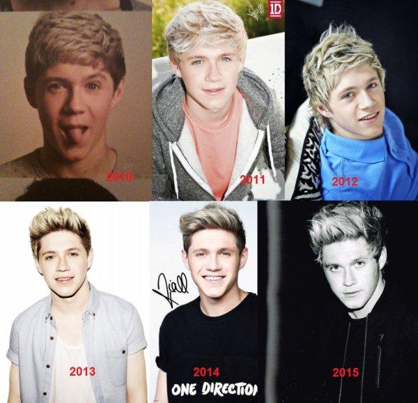 J'ai sélectionné quelques photoshoot des boys entre 2010 à 2015