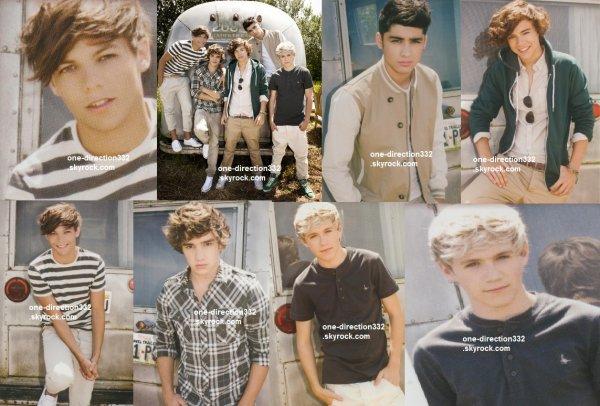 voici un photoshoot des boys en 2011