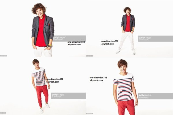 voici un photoshoot des boys pour Unknown #8 datand 2011