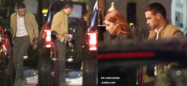 Le 03 mars 2016: Niall de sortie dans West Hollywood.