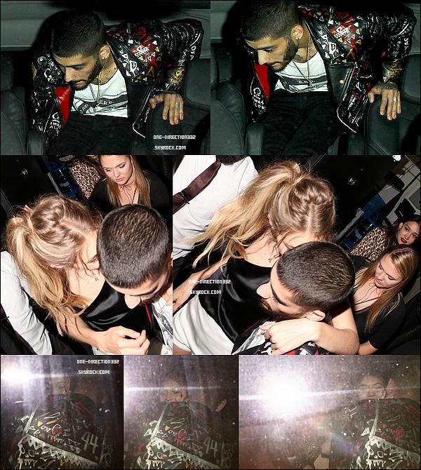 Le 26 avril 2016: Louis a été vu dans les rues de Los Angeles avec Danielle et Freddie.