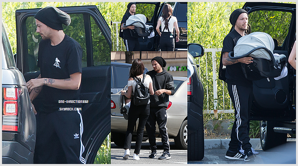Le 18 mai 2016: Zayn a été photographié lors d'un shooting à West Hollywood, à Los Angeles.