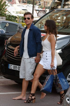 flash-back - le 28 mai 2016 - louis et danielle à monaco
